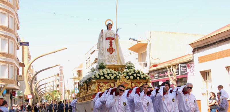 Март-апрель. Страстная седмица (Semana Santa de Torrevieja)