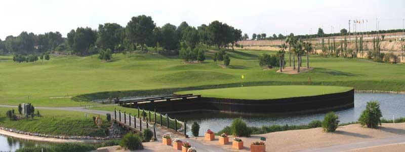 Клуб «Golf Las Ramblas (Golf Quara)»