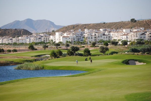 Клуб «Hacienda Riquelme Golf Resort»