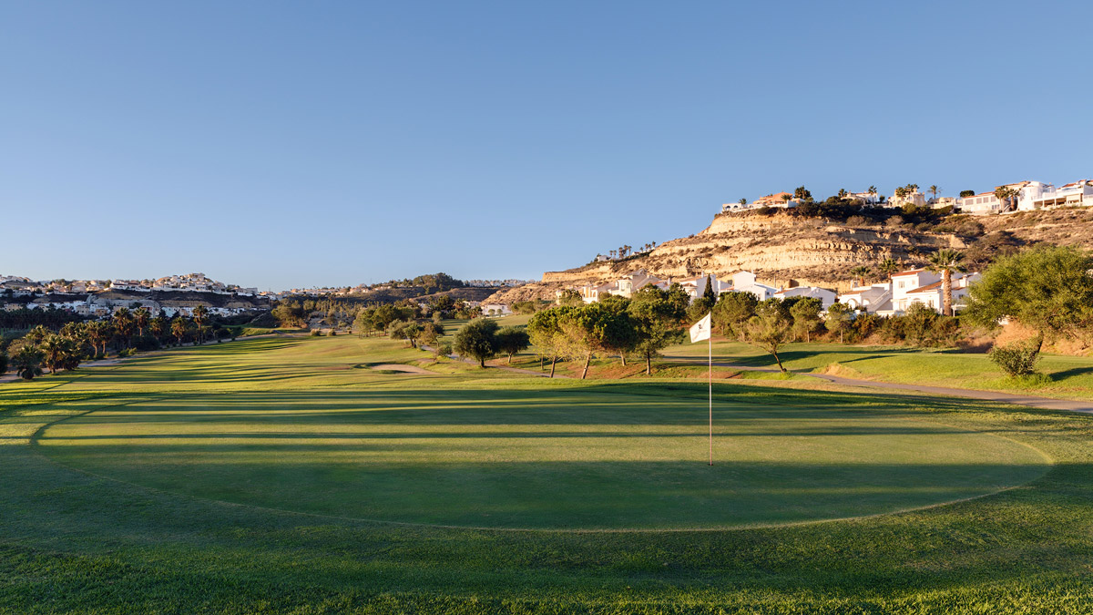 Клуб «Golf La Marquesa»