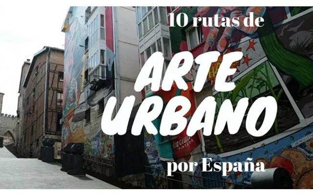 Rutas de arte urbano: уличное искусство в Испании