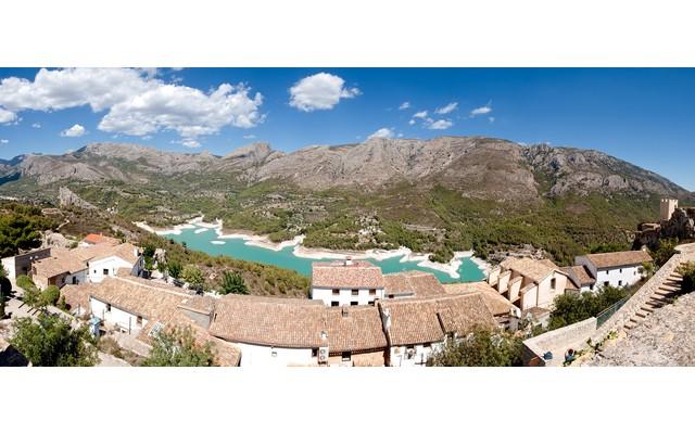 Гуадалест– одно из самых красивых мест Испании