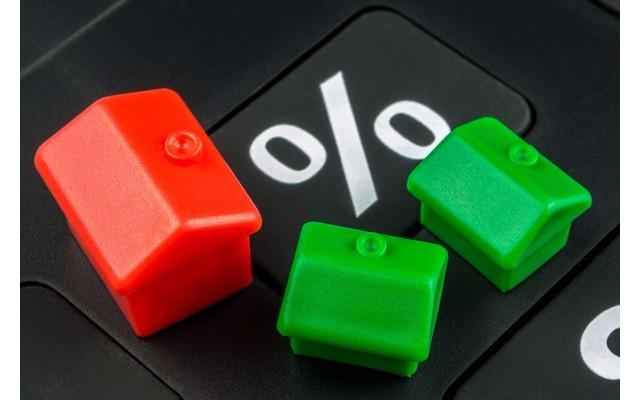 Ипотеки с фиксированной ставкой на пике популярности