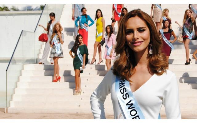 Исторический поворот на конкурсе «Мисс Вселенная Испании»