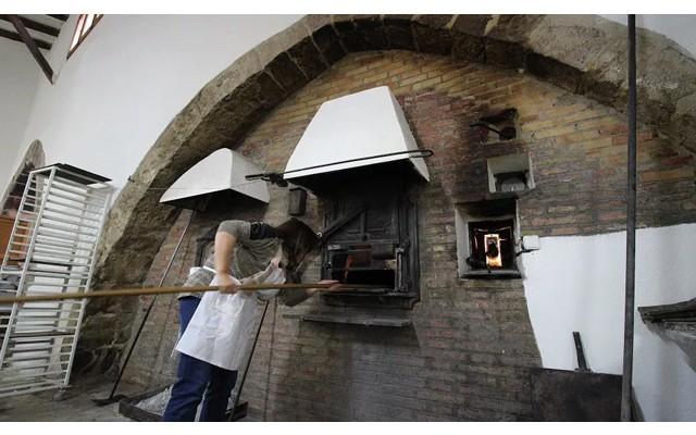Самая старая печь Европы