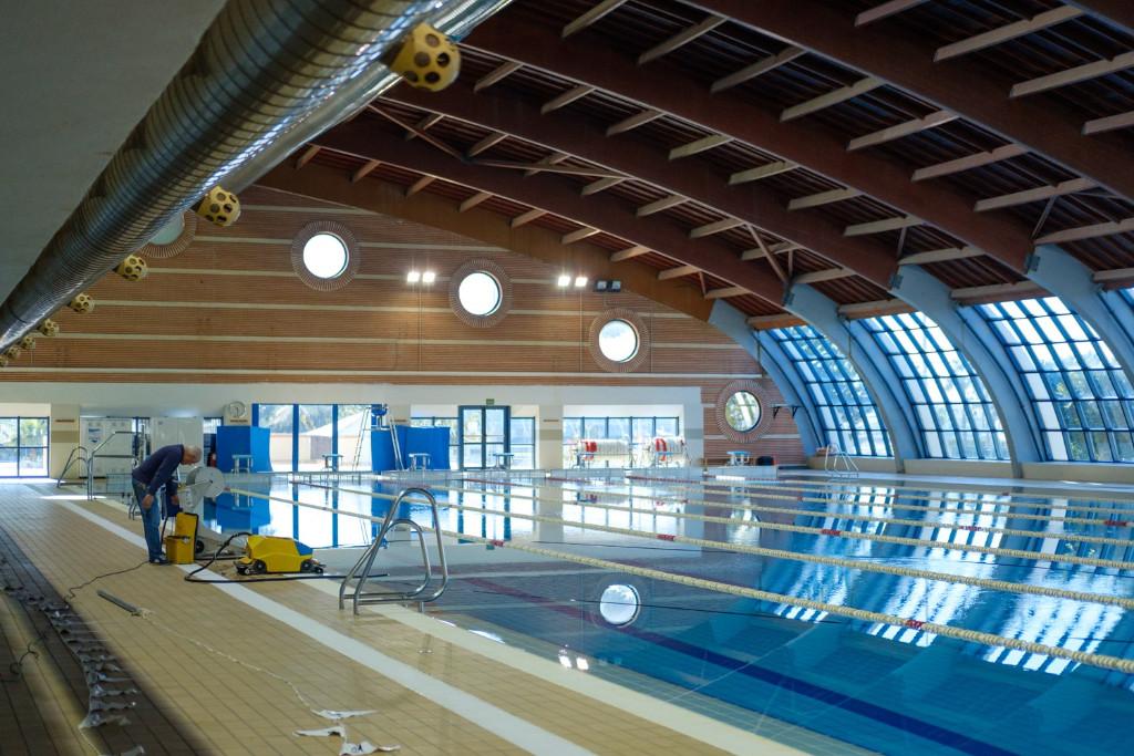 Муниципальный бассейн в Торревьехе