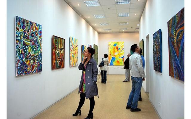 Художественная выставка «A Natura Humana»
