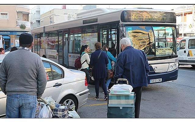 Увеличили количество автобусов, которые ходят на рынок