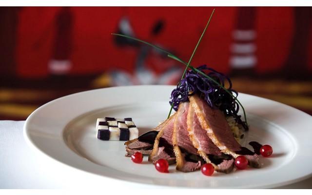 Роскошные рестораны в Бенидорме. Авторская кухня