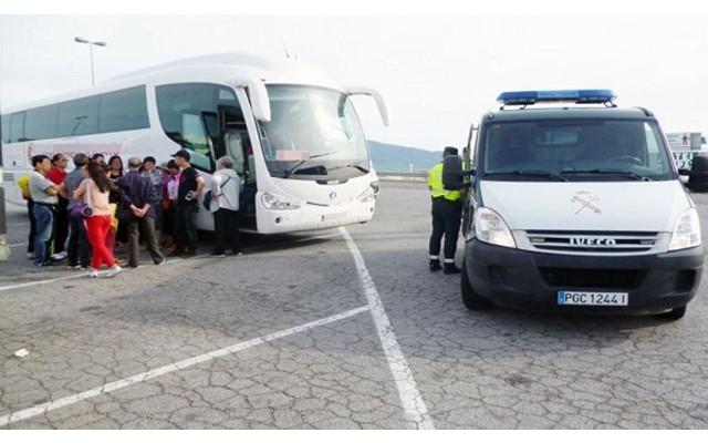 Водитель автобуса арестован за вождение в нетрезвом состоянии