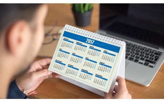 Календарь праздничных дней Торревьехе на 2017