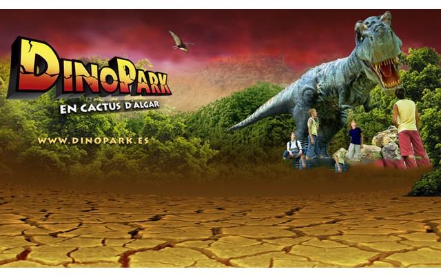 Парк динозавров DinoPark Algar