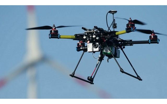 Использование дронов в Испании