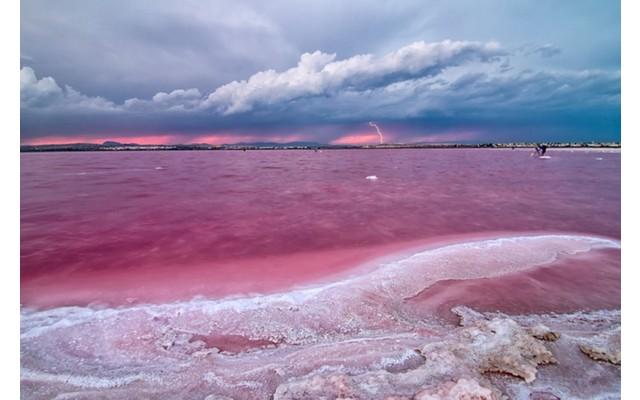 Розовые лагуны La Mata-Torrevieja