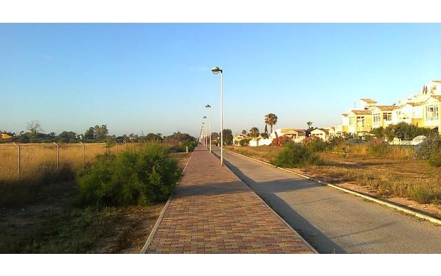 Прогулка по La Vía Verde