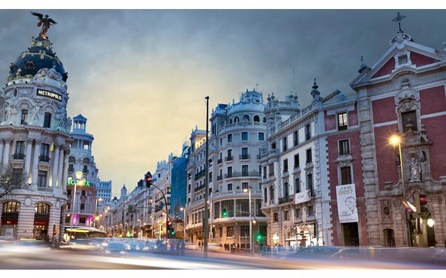 Когда Мадрид был столицей … Армении
