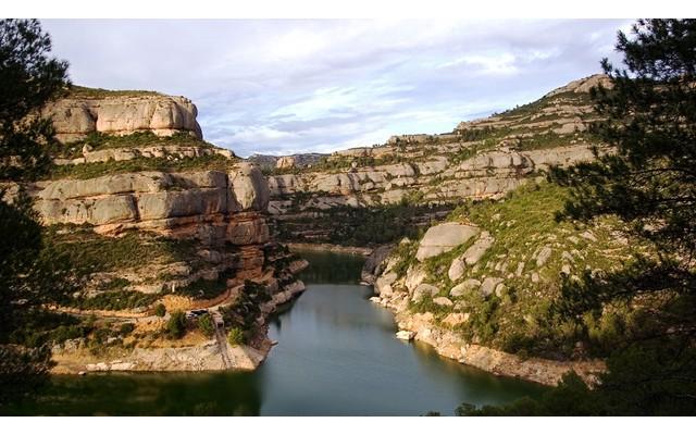 Маргалеф — затерянная деревушка на склонах горы в провинции Таррагона