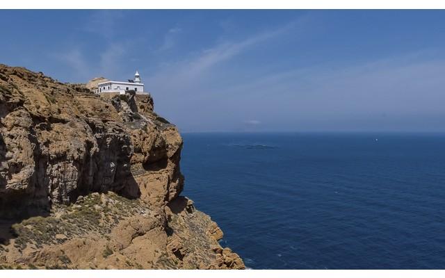 Маршрут по природному парку Сиерра Гелада (Sierra Gelada) к маяку Faro del Albir