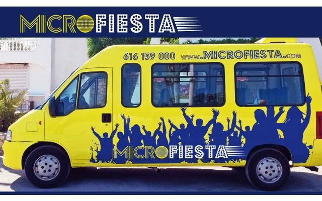 Служба Microfiesta доставит вас куда угодно!