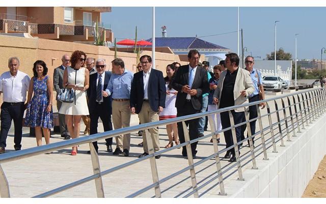 Государство выделит 1 млн.евро на реконструкцию пляжей Торревьехи