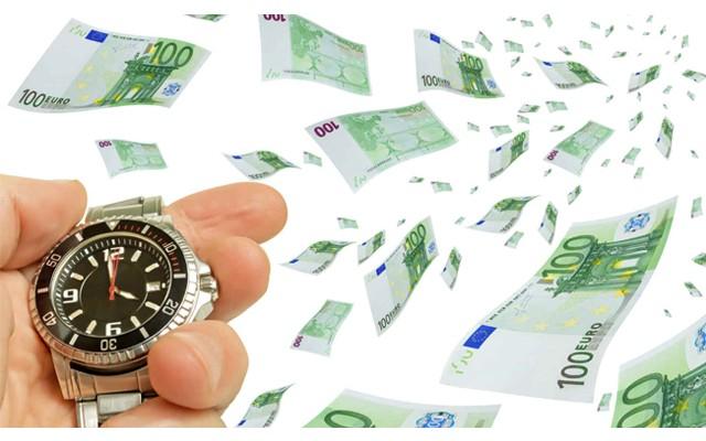 Город обсчитал своих чиновников на более чем 14 000 евро