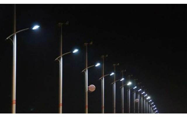 В JGL согласны потратить на освещение в городе более 900.000 евро