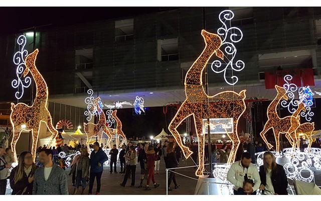 10 причин посетить Бенидорм на Рождество