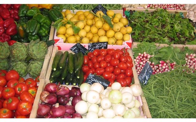 Рынок в Торревьехе по пятницам