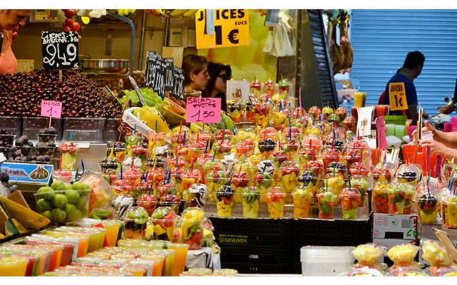 Рынок в Торревьехе по пятницам. Цены и не только
