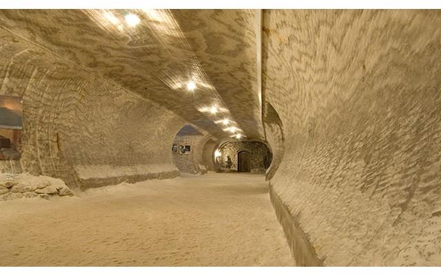 Департамент туризма открыл соляные шахты для посетителей