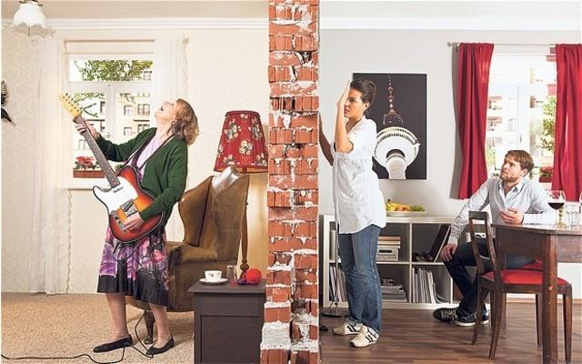 Что делать если соседи сильно шумят