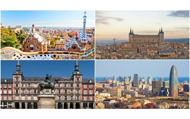 13 мест, официально признанных самыми красивыми в Испании на 2017