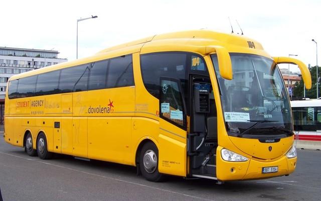 Автобус для студентов университета в Эльче