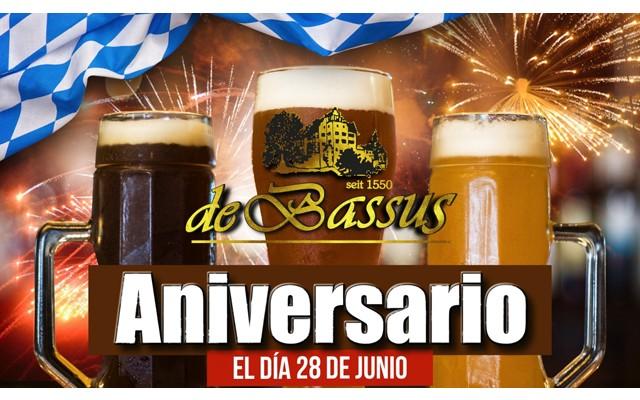 День Рождения «De Bassus». Праздничная программа
