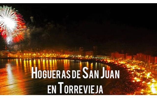 23 июня Hogueras de San Juan в Торревьехе