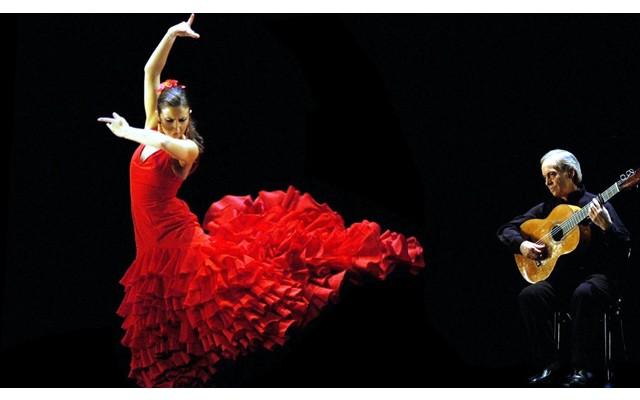 Ночь Фламенко в Торревьехе