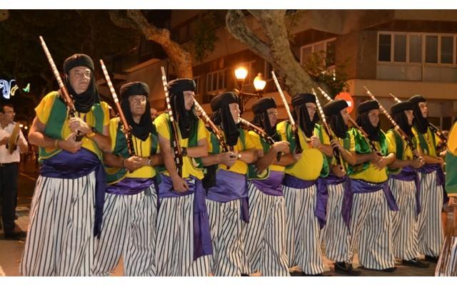 Праздник мавров и христиан в честь Сан-Хайме в Гуардамар-дель-Сегура