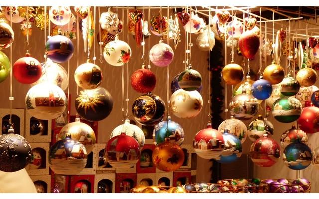 Рождественский рынок в Аликанте