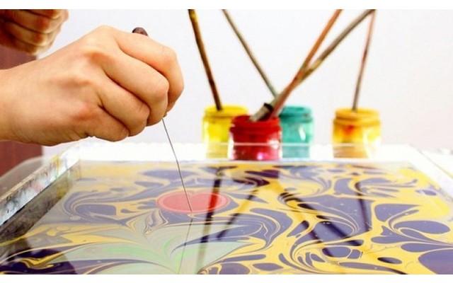 Мастер-класс по рисованию для детей