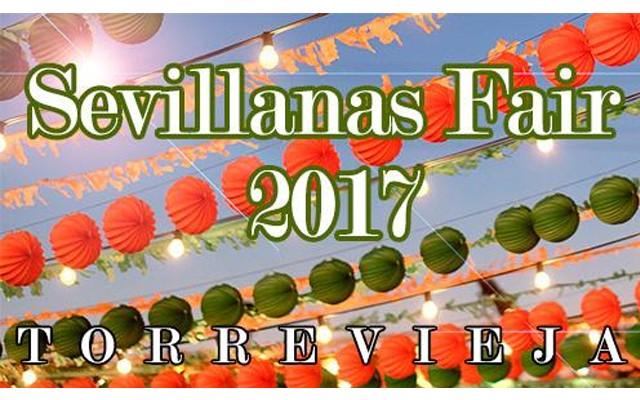 Ярмарка Torrevieja Sevillanas 2017