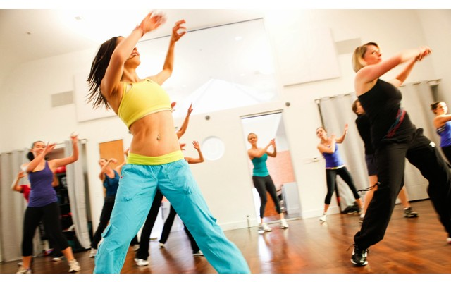Уроки танцев с привкусом латинской страсти в ТЦ Habaneras
