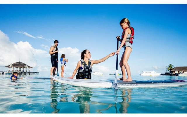 День «открытых дверей»: водные виды спорта