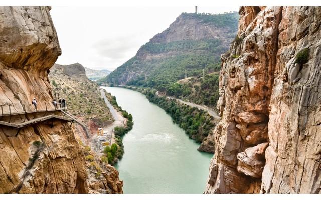 Caminito del Rey (Королевская тропа)