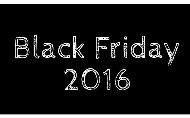 BLACK FRIDAY 2016 в Испании