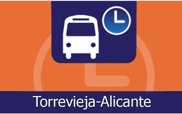 Рейсовый автобус из аэропорта Аликанте в Торревьеху