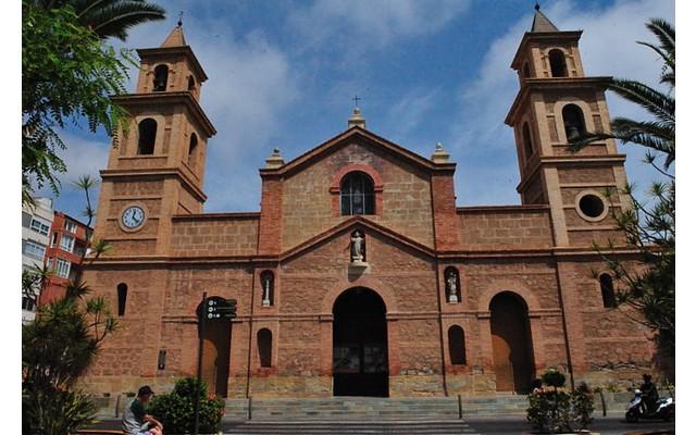 Церковь Непорочного Зачатия (Iglesia de la Inmaculada Concepcion)