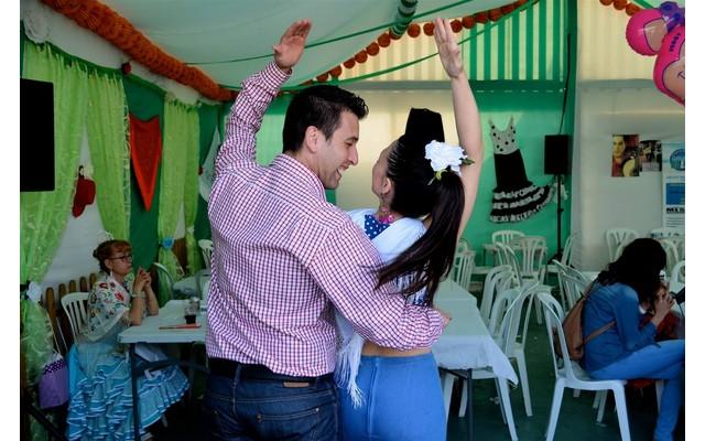 Май. Майская ярмарка (Feria de Mayo de Torrevieja)