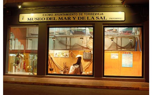 Museo del Mar y de la Sal, Торревьеха (Музей Моря и Соли)