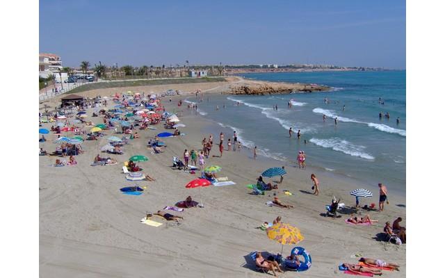 La playa de la Mosca (Playa Flamenca)