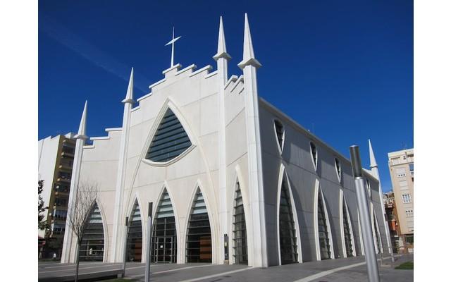 Церковь Sagrado corazon de Jesus (Церковь Пресвятого Сердца Иисуса)